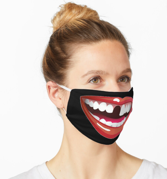 Design #1166 - Mouth 1