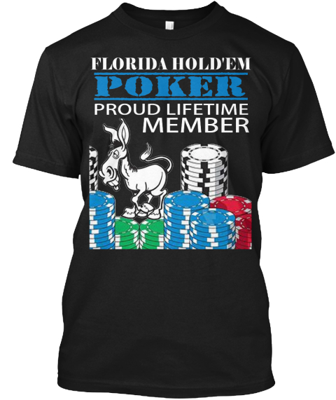 FL Hold'em Poker Proud Lifetime Member