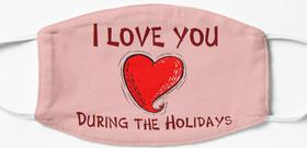 Design #94 - I Love You During The Holidays
