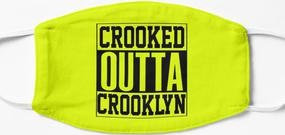 Design #331 - Crooked Outta Crooklyn