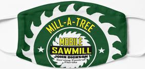 Design #322 - Mill-A-Tree Mobile Sawmill