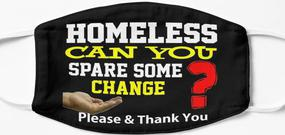 Design #93 - Homeless spare some change