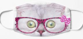 Design #1189 - Kitty Cat Face