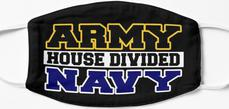Army House Divided Navy Mask